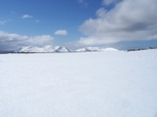 Towards Ben Alder