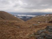 loch lomond in distance
