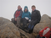 Summit of Beinn Nuis