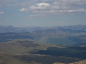 Ben Nevis in the distance