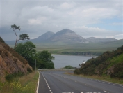 Paps of Jura across from Port Askaig