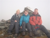 summit of Stuc a'Chroin