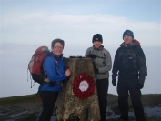 Summit on Remembrance Sunday