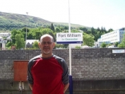 Peter at station